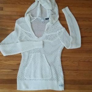 Oakley Hooded Sweater Fishnet Style